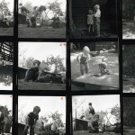 Photo montage of kids doing various activities
